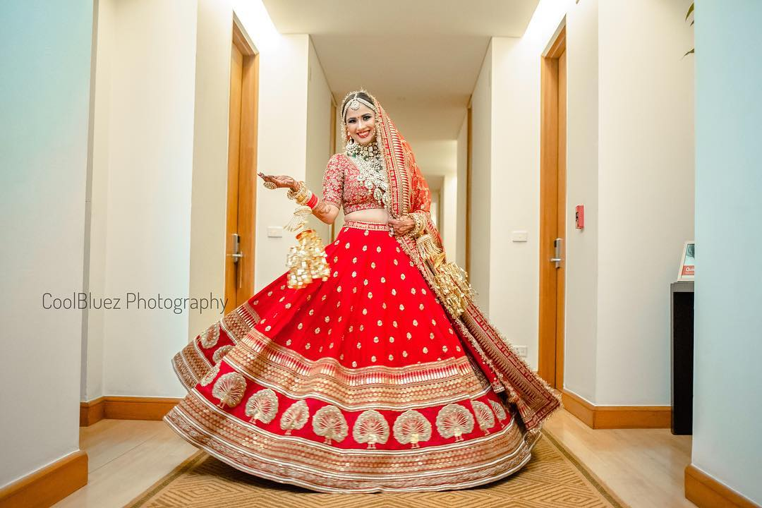 This Real Bride Recreated Deepika Padukone's Bridal Look ...