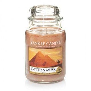 Grande Jarre Egyptian Musk Yankee Candle