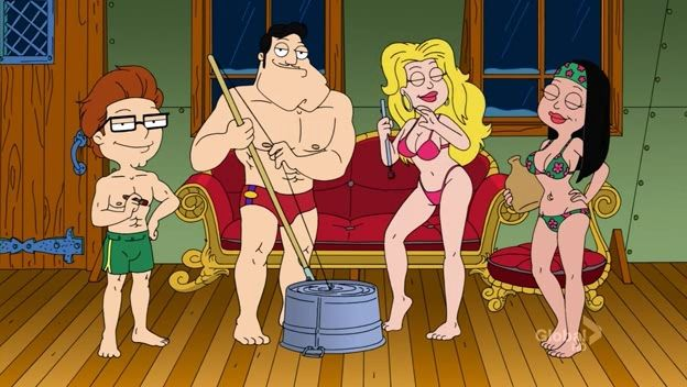 Pin By Animation Wheel On American Dad American Dad Roger