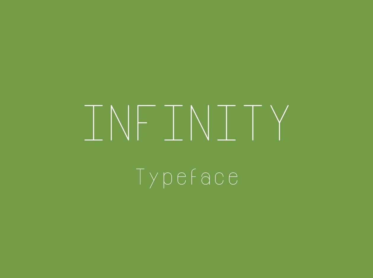 Infinity font   Logos(Y)Tipos   Pinterest   Minimalistas, Tipografía ...