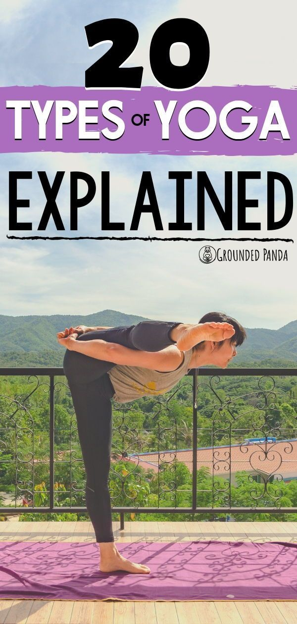 A Complete Guide To The Different Types Of Yoga In 2019 A Complete Guide to the Different Types of Yoga in 2019 Yoga types of yoga