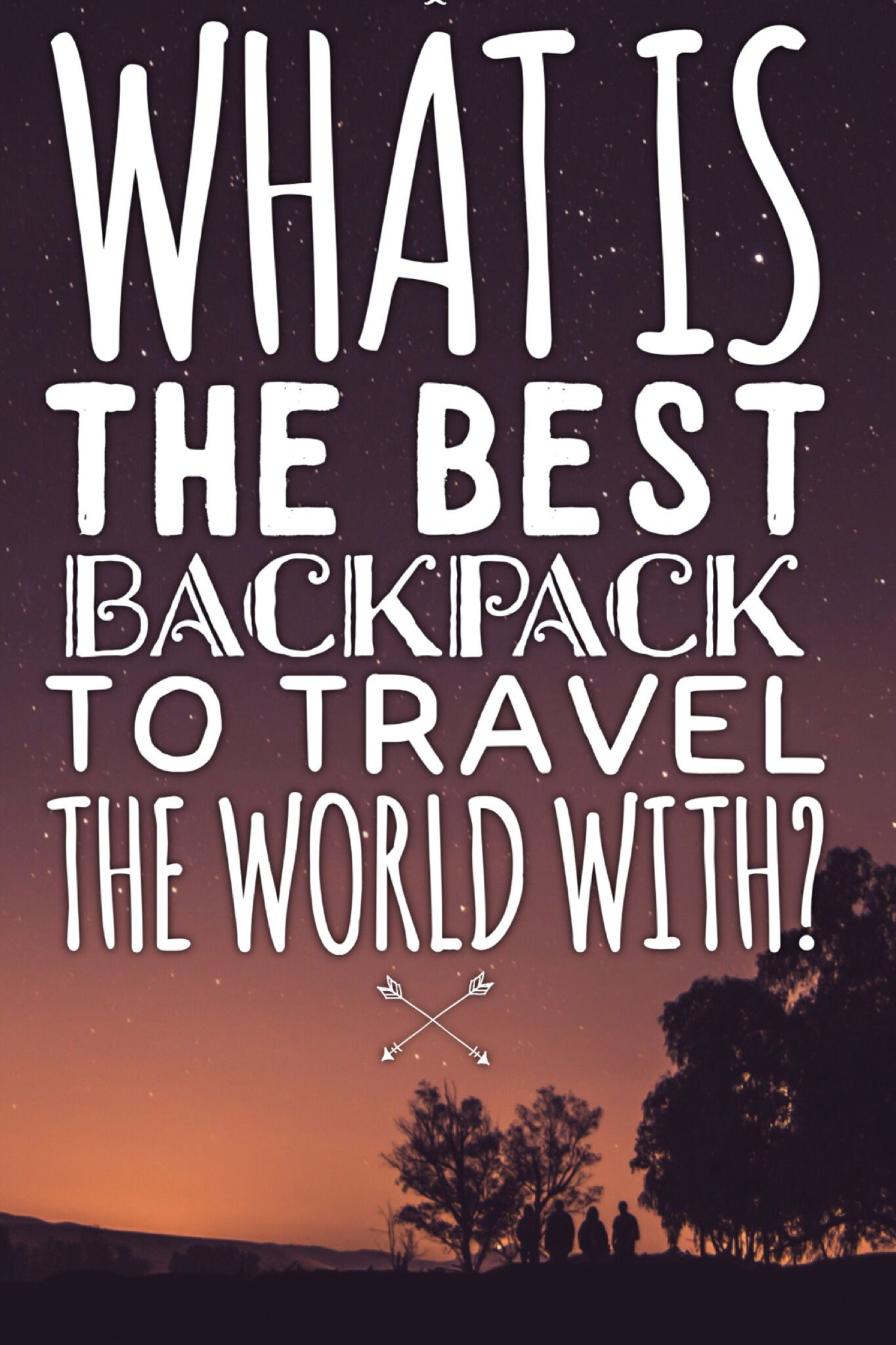 What's the best backpack to travel the world with? The verdict is ...