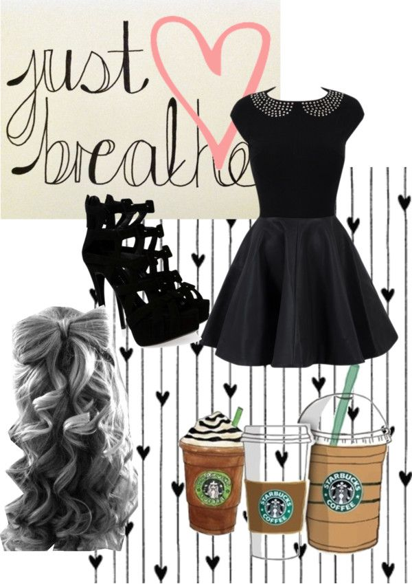 """""""black tie(:"""" by vanessa1313 ❤ liked on Polyvore"""