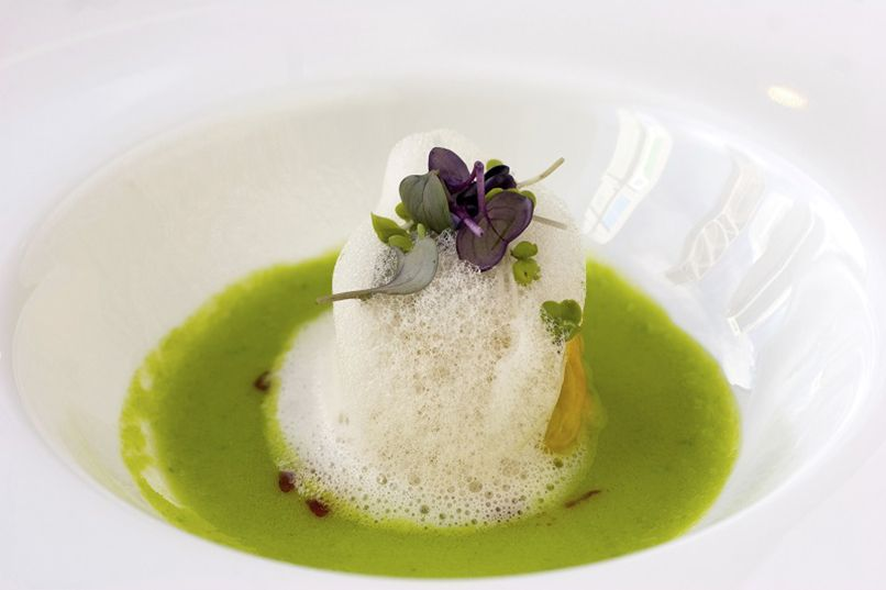 La espuma culinaria se ha ido acentuando en los ltimos for Ferran adria platos