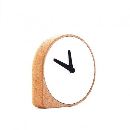 Puik-Art Tischuhr Clork natur