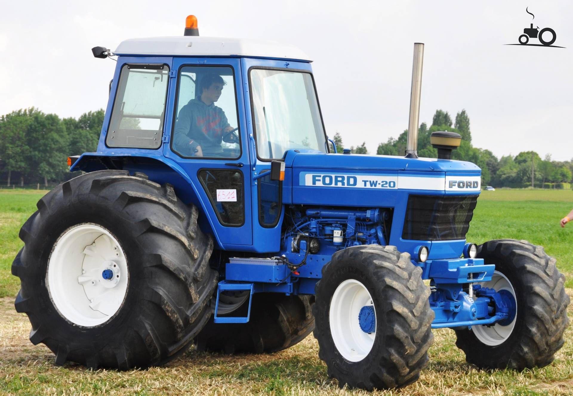 afbeeldingsresultaat voor tractorfan ford zemědělská technika
