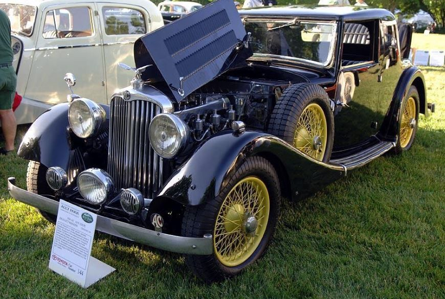 20% Price Drop Update: Unrestored 1936 AC 16/60 Doctor\'s Coupe http ...