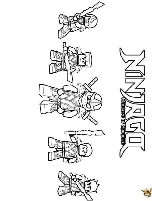 11 Parfait Coloriage Ninjago Dragon Photograph En 2020 Avec