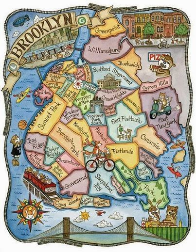 map of bay ridge brooklyn ny Bay Ridge Journal You Re Probably From Bay Ridge If You Know map of bay ridge brooklyn ny