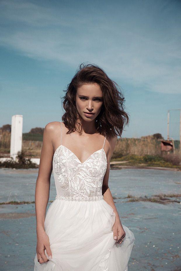 Wearable Intrigue: Flora Wedding Dress 2018 Collection   Flora ...