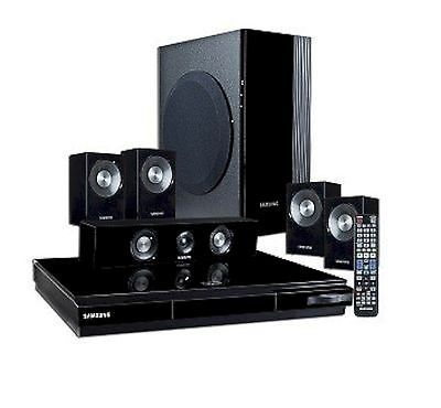 cool Samsung HT-D5210C 3D BluRay 5.1-Channel Home Theater System WiFi Ready  HDMI