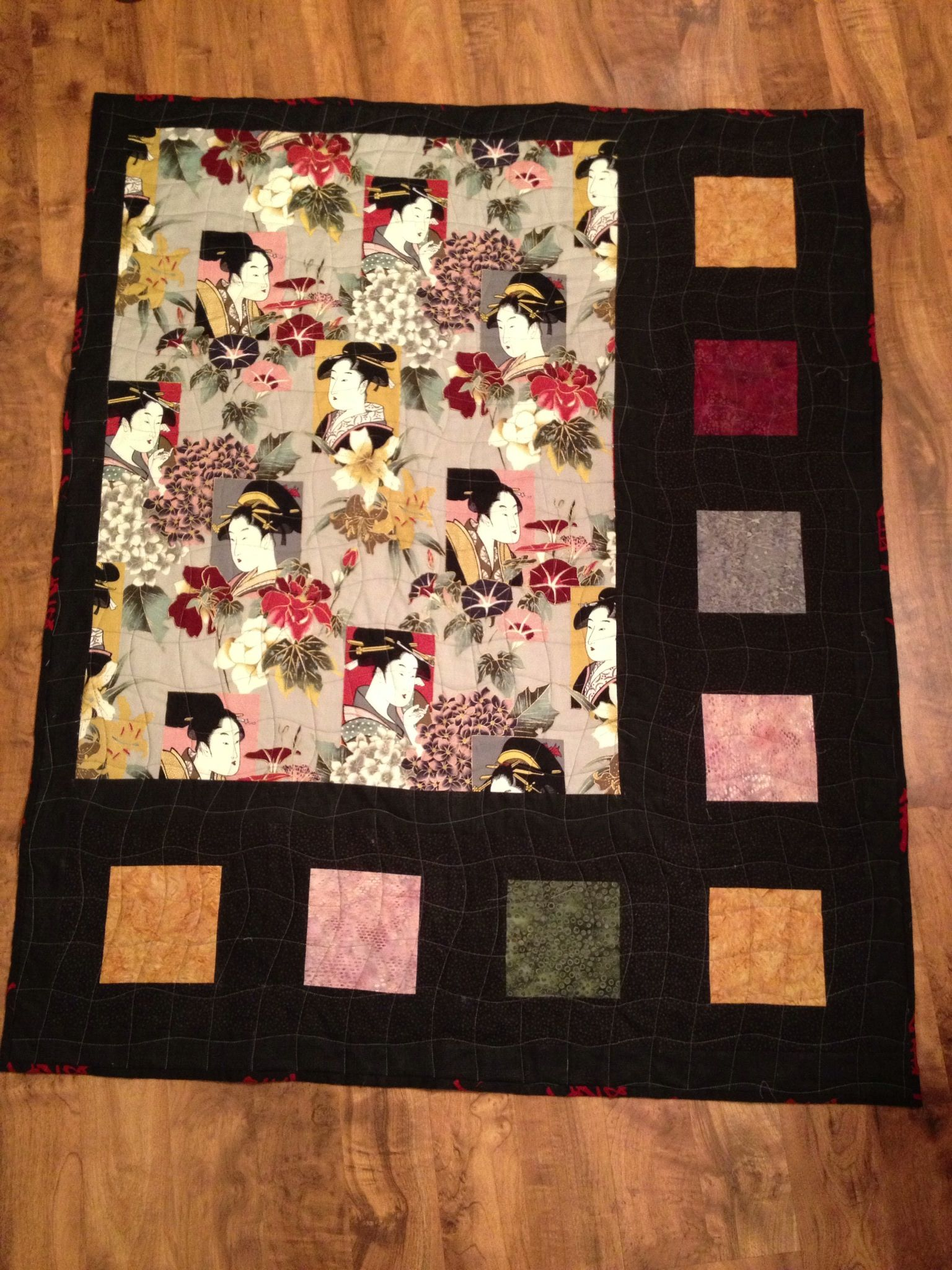 Geisha So Simple And Pretty Sewing Asian Quilts