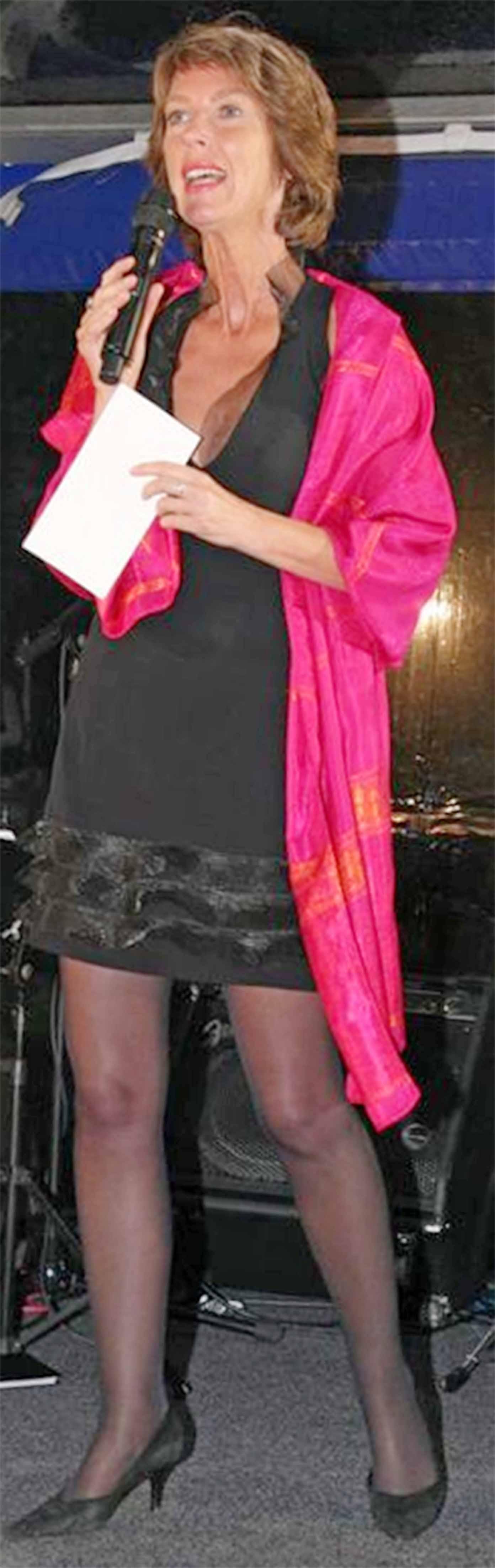 Barbara Rett  Mature And Hot  Women, Beautiful, Fashion-9374