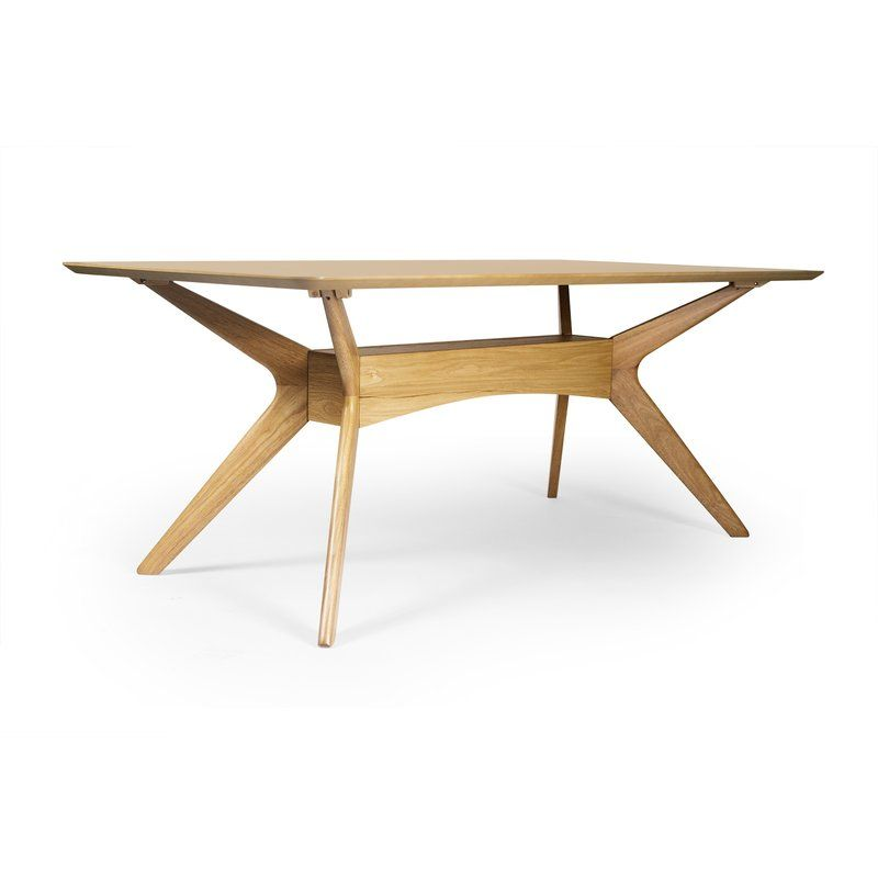 Idora Solid Wood Dining Table Dining Table Solid Wood Dining