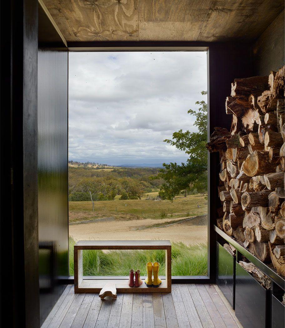 Award Winning Green Home Designs: Hill Plains House Wolveridge Architects Award Winning