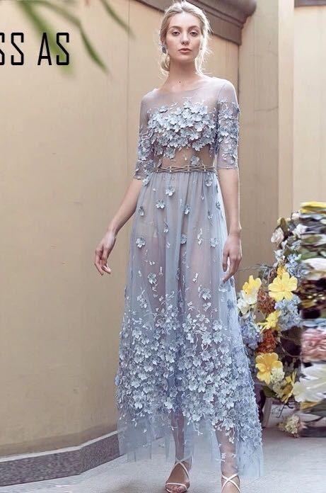Mode Hochzeit Kleid Stoff hochwertige 3d Schmetterling Spitze ...