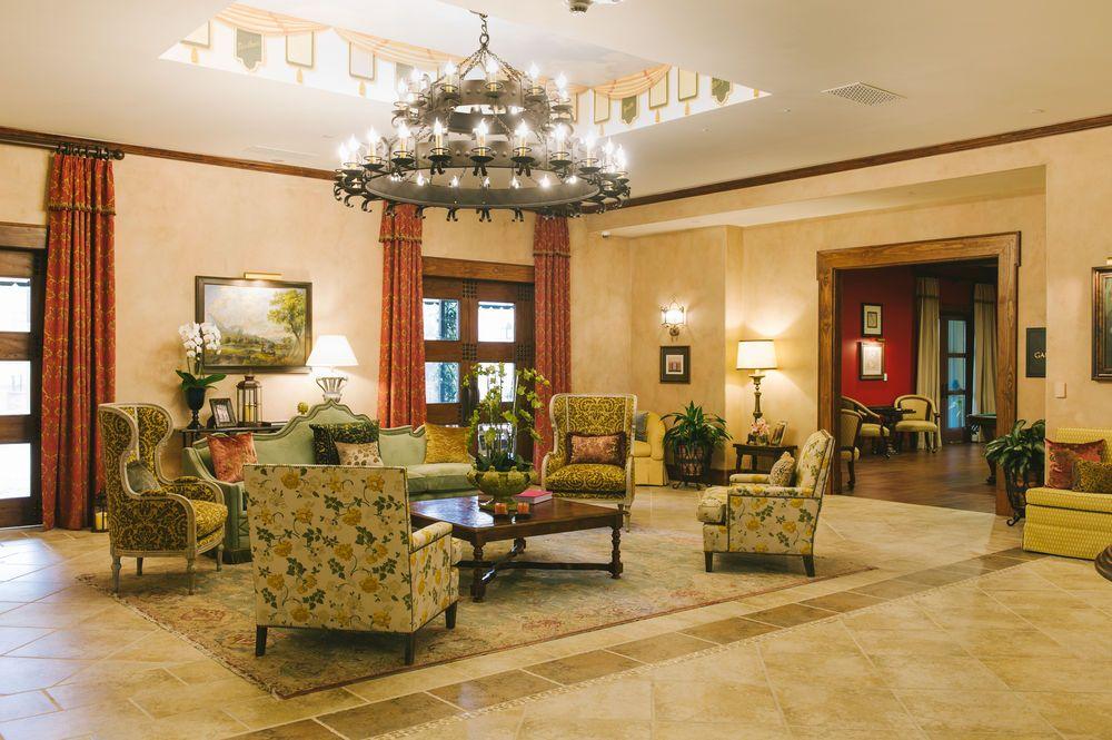 Hotel Granduca Austin, Austin, Lobby Austin wedding