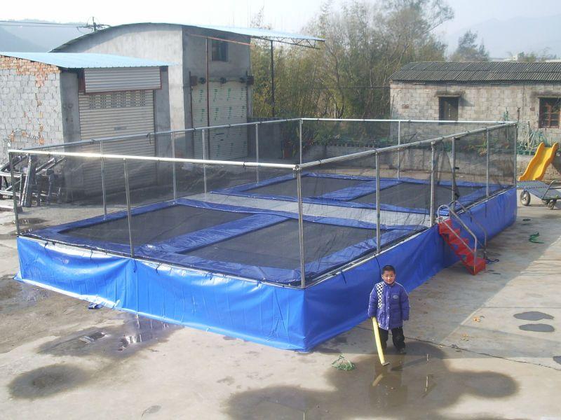 4 in one trampoline park indoor outdoor outdoor fitness