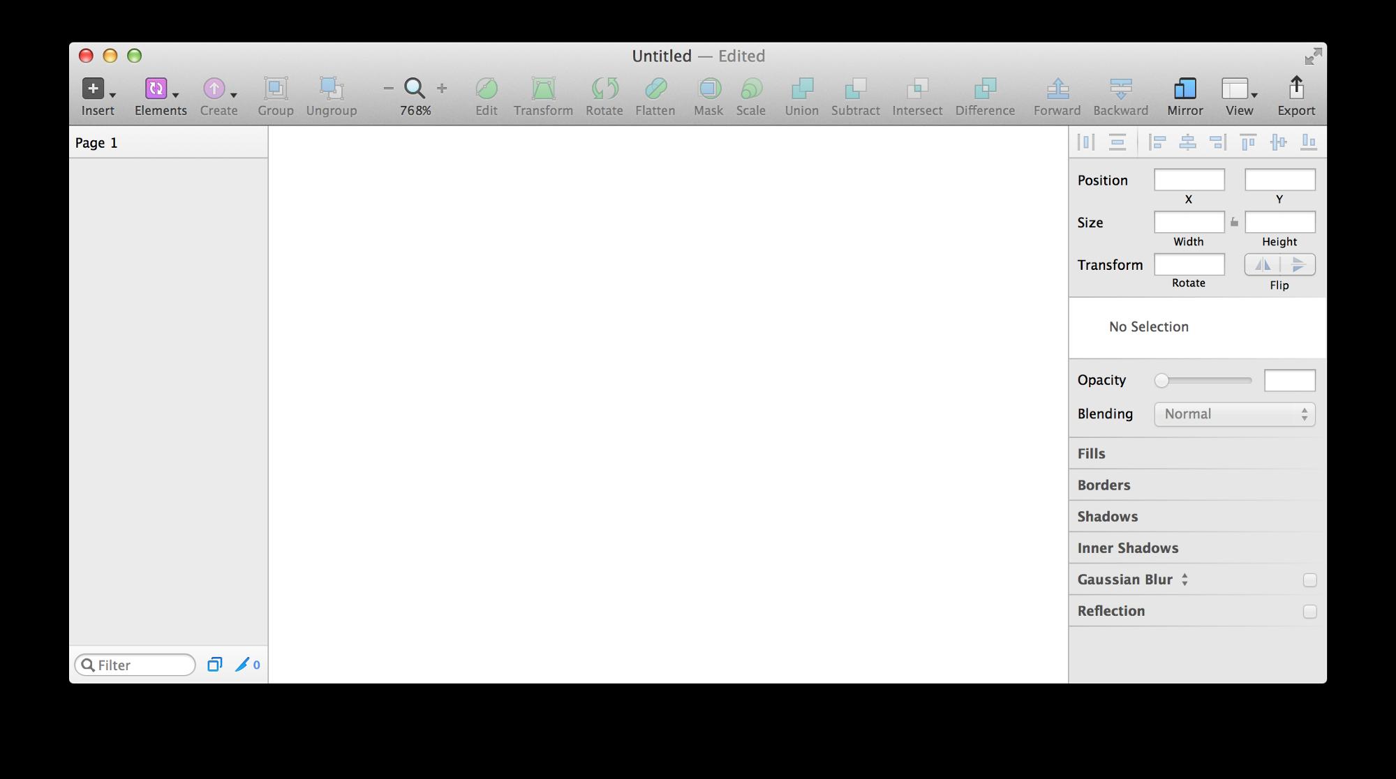What Is New In Sketch 3 Sketch App Gaussian Blur App