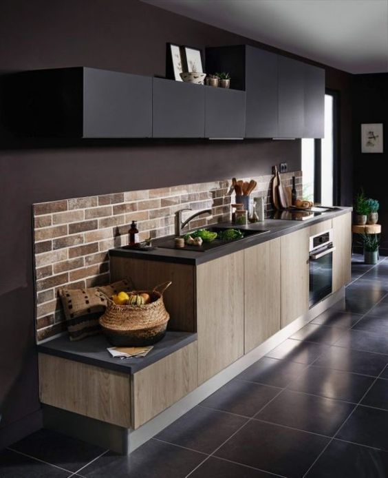 am nager sa cuisine conseils et astuces home cuisine. Black Bedroom Furniture Sets. Home Design Ideas