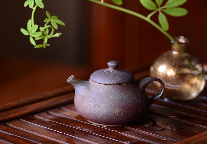 Teapot made from European clay in the Yixing tradition: http://potsandtea.blogspot.ca/2012/05/yixing-clay-in-middle-of-europe.html