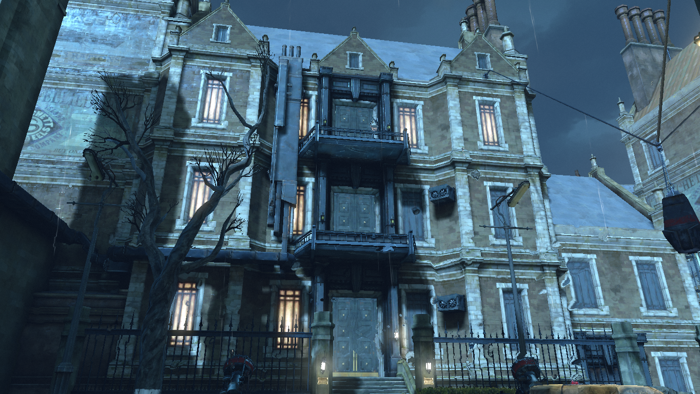 Dishonored Architecture Google Search Dishonored