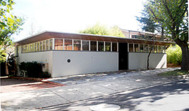 Roy Burman Grounds House