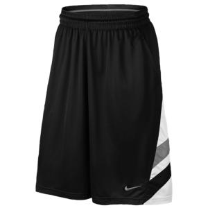 Nike Countdown Shorts - Men's - Black/White/Cool Grey