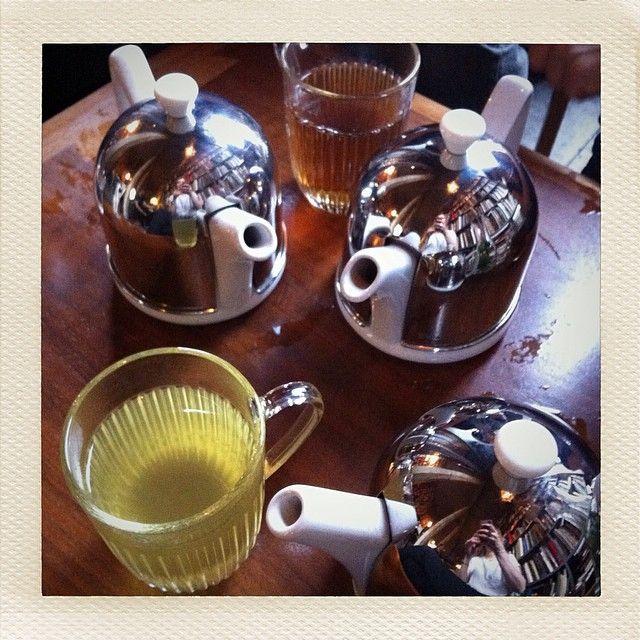 #teatime #théières #teapots #merci #paris