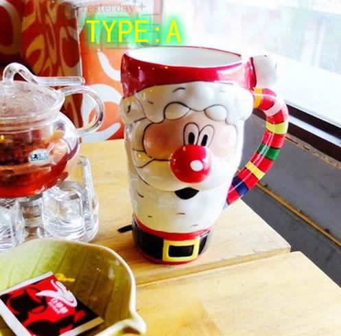 cheap christmas mugs for kids buy quality christmas mugs on sale directly from china mug gift suppliers great christmas atmosphere 1 cup prices size - Cheap Christmas Mugs