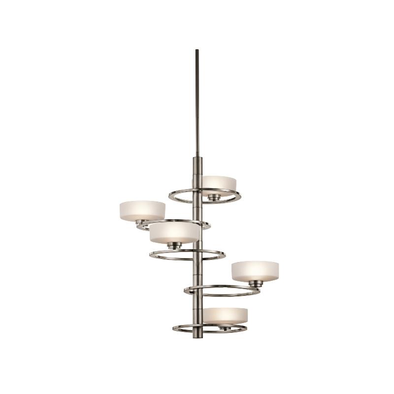 Aleeka Five Light Chandelier - Elstead Lighting KL/ALEEKA5A ...