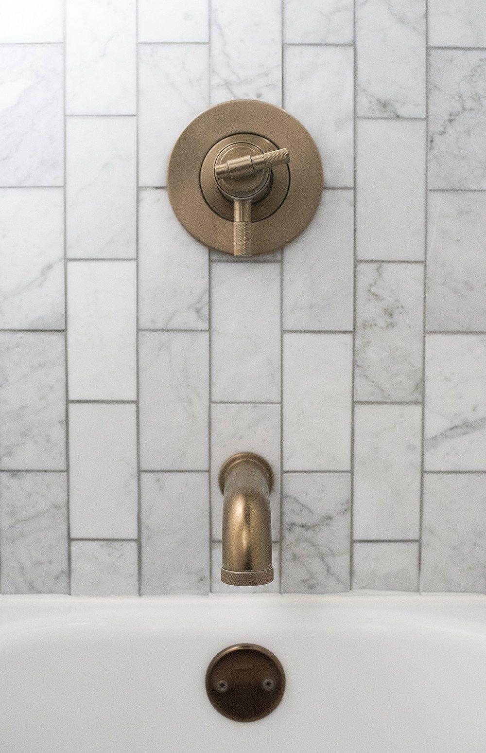 The Bathroom One Room Challenge Room Reveal Plumbing