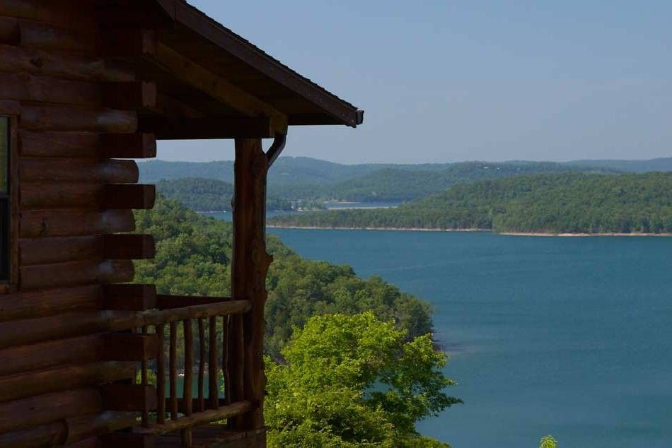 with beaver on rental eureka ar cabin tubs hot cabins shore springs arkansas lake