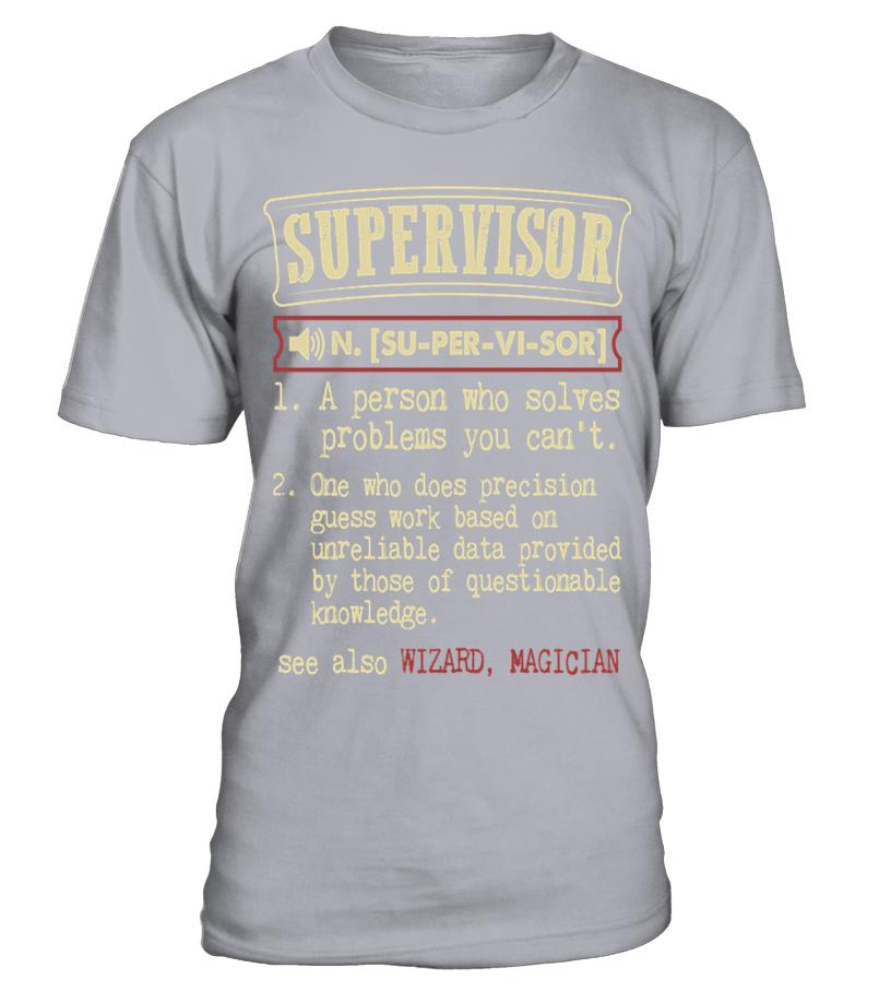 Badass Christmas Gifts Part - 17: Supervisor Badass Dictionary Term Funny T Shirt Hoodie #christmas #shirt # Gift #ideas