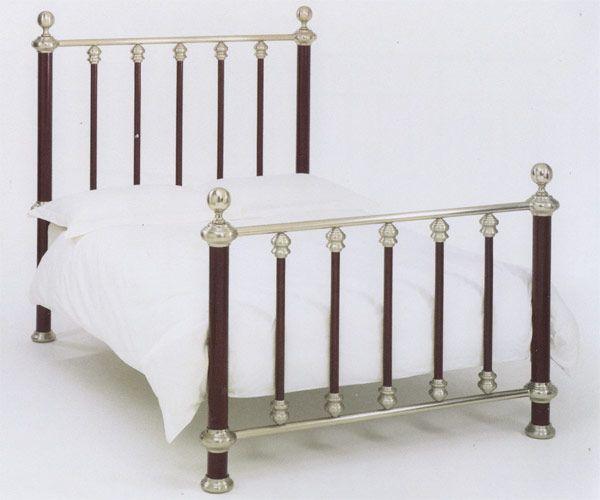 Bentley Designs Torino Bed Frame Kingsize 150cm As A