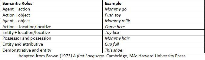 brown u2019s 14 grammatical morphemes