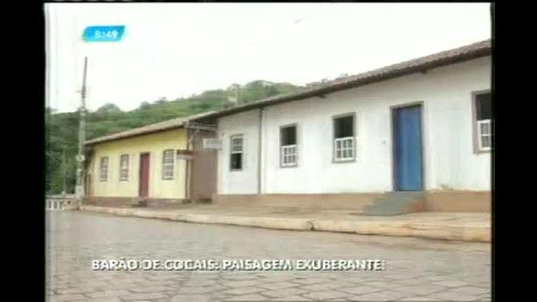 Expedição MG no Ar desembarca em Barão de Cocais - Vídeos - R7