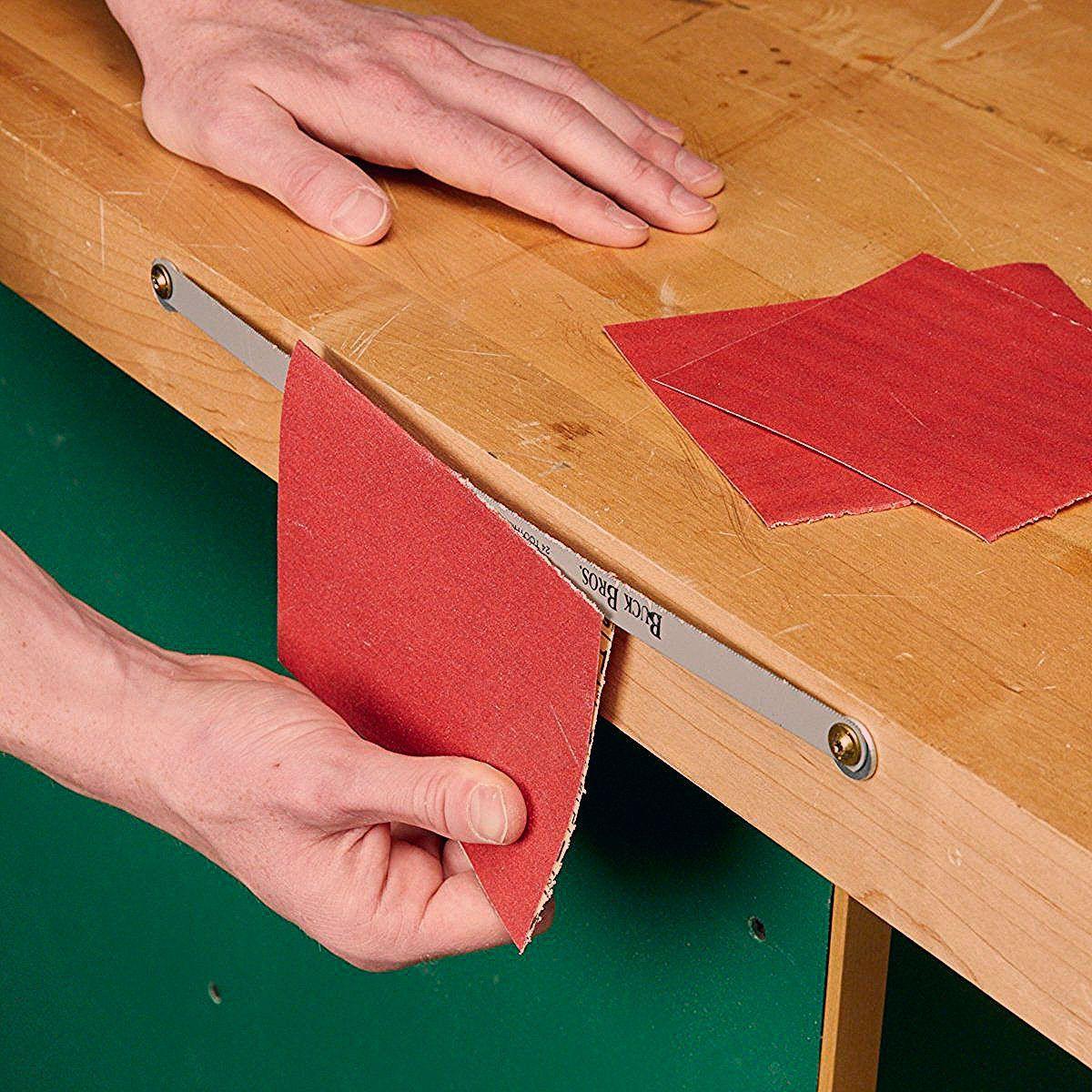 Photo of Schleifpapier Cutter