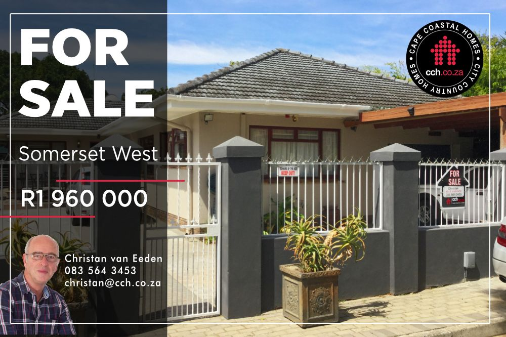 An appealing family home, ideally located close to