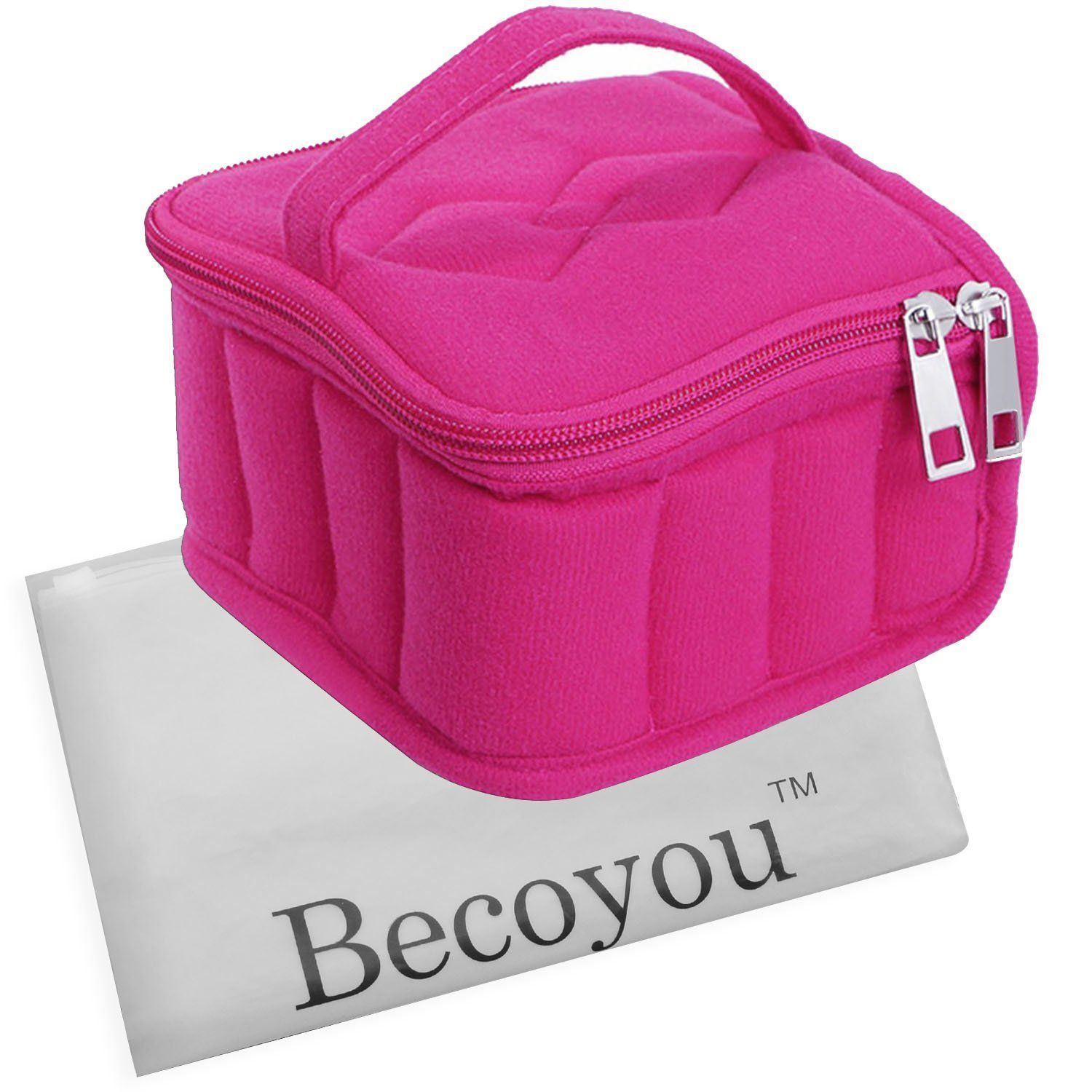 710ad9963246 Essential Oil Carrying Case, Becoyou Essential Oils Display ...