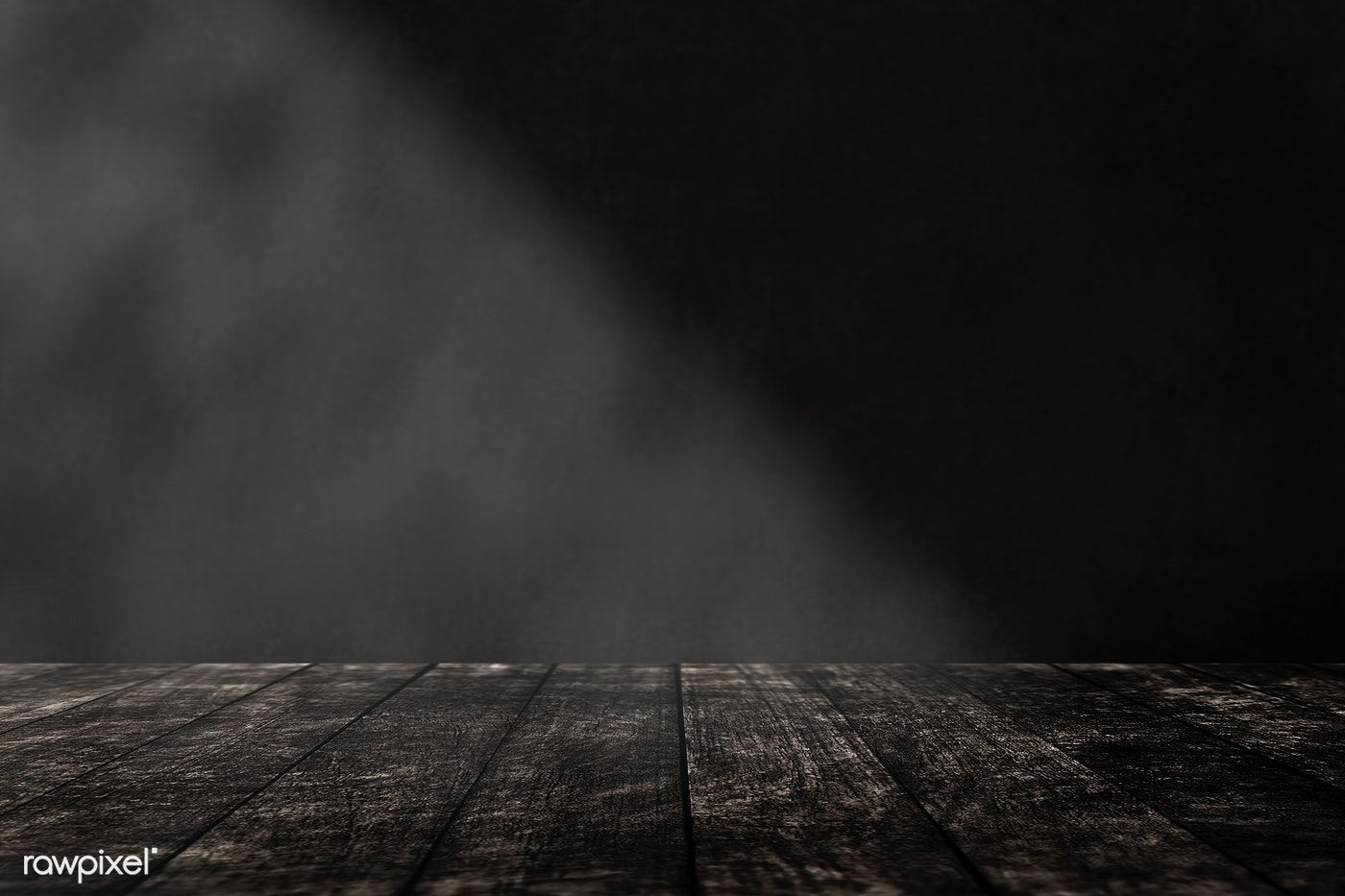 Wooden Floor With Black Wall Product Background Free Image By Rawpixel Com À¹ƒà¸™à¸› 2020 À¸¨ À¸¥à¸›à¸°