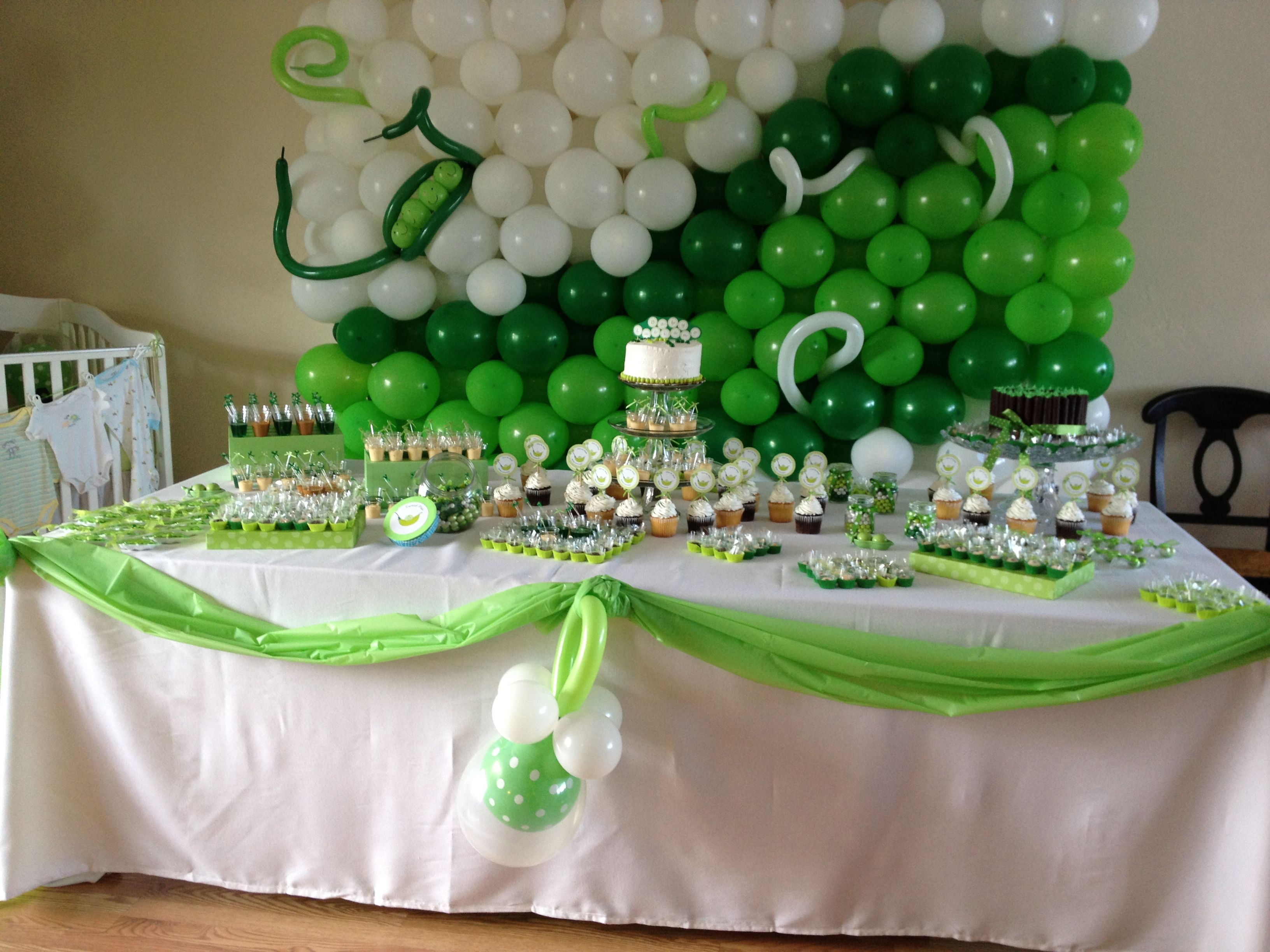 Sweet Pea Baby Shower With Images