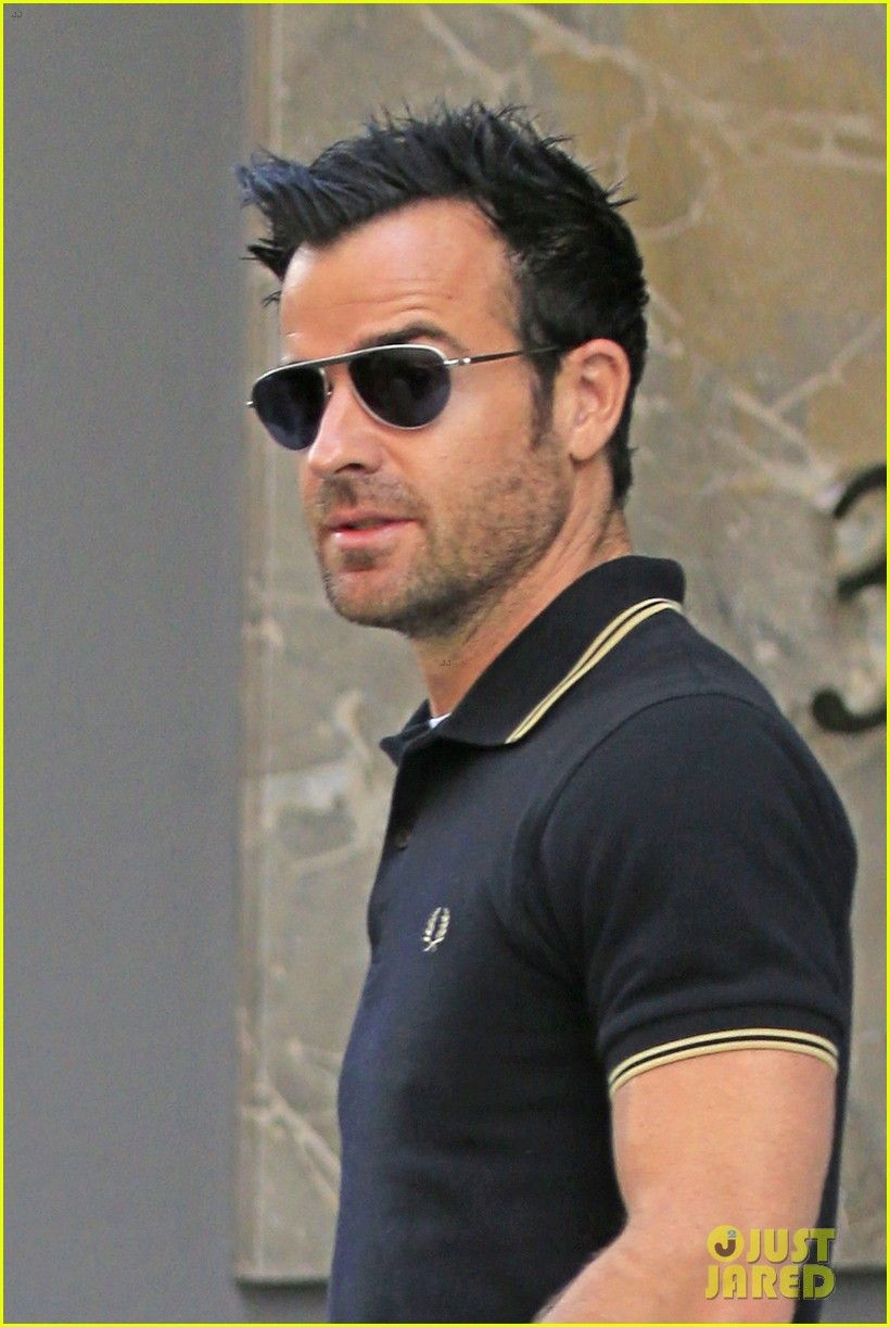 justin theroux height