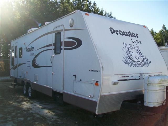 Used 2004 Fleetwood Prowler 830y Travel Trailer For Sale Camping