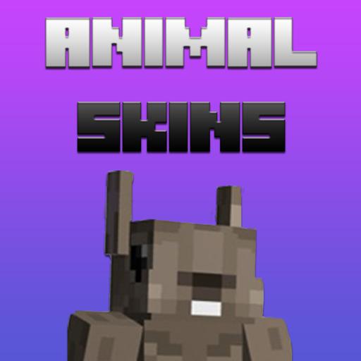 Skins Animal For Minecraft Pro Multiplayer Skin Textures To Change Your Gamer Minecraft Skins For More Information Visit Imag Cat Skin Dog Skin Tiger Skin