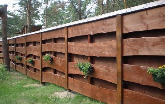 Diffe Types Of Yard Fences More Pictures In 2018