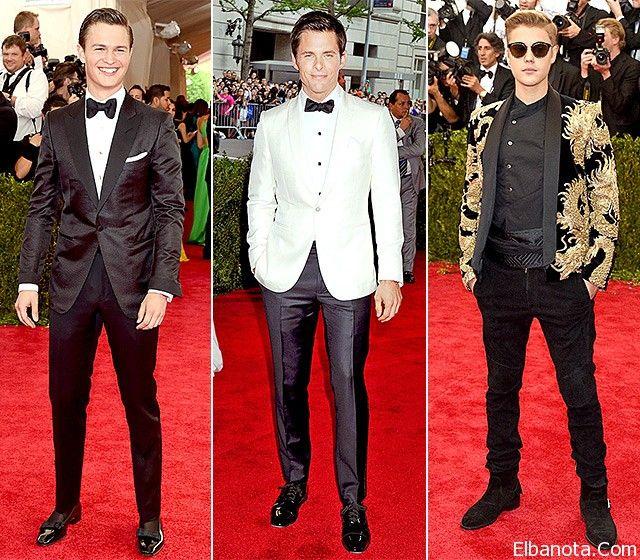 مشاهير Best Dressed Man Tuxedo For Men Cool Tuxedos