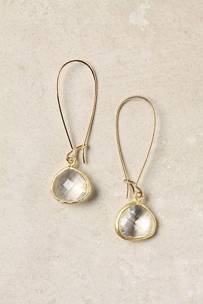 Dawn's Dew Earrings - StyleSays