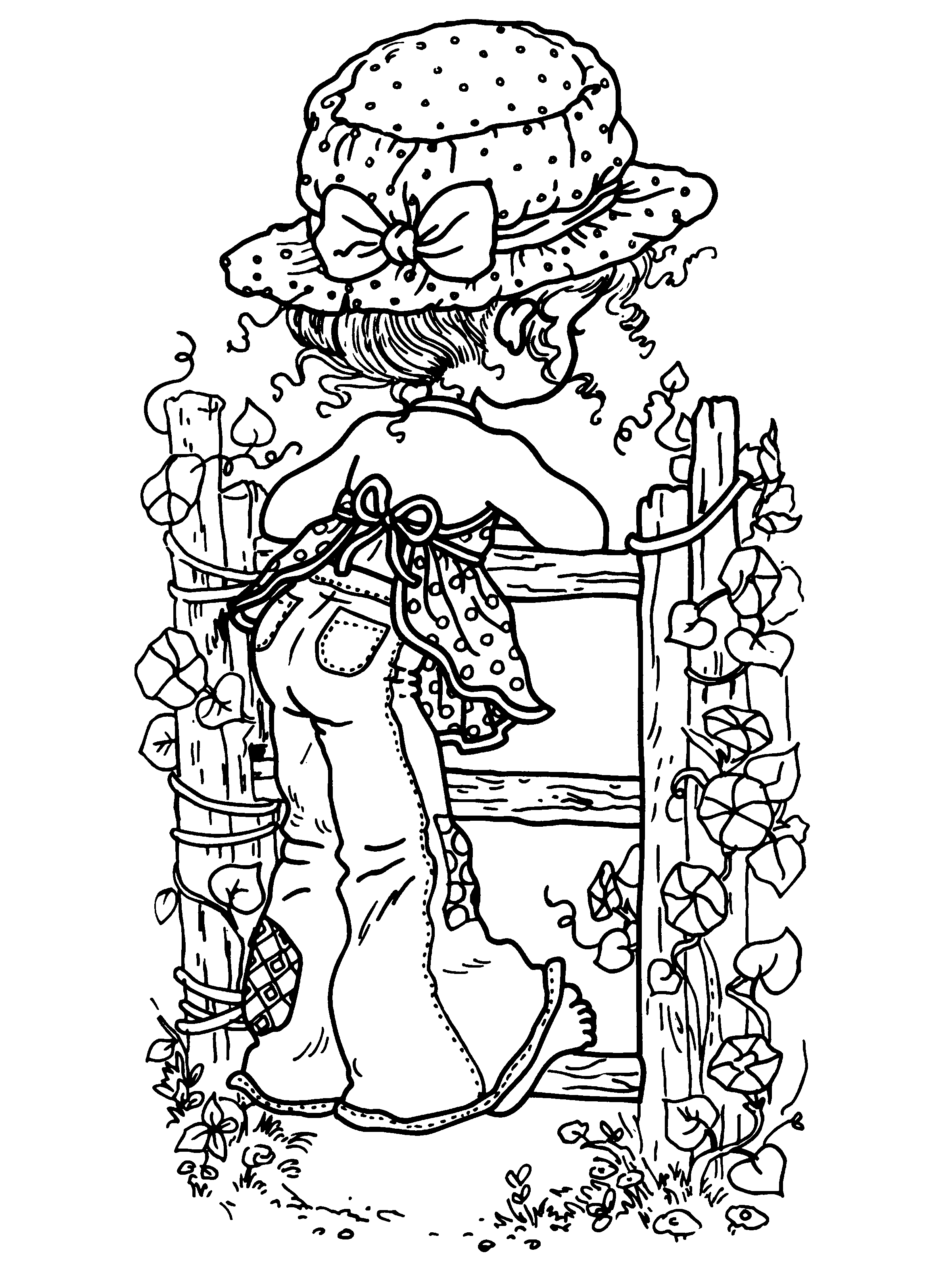 Sarah Kay 01 10 Png 2400 3200 Coloring Pages Coloring Books Colouring Pages