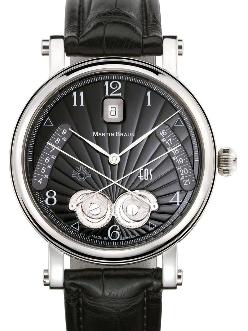 3afa0403b martin braun   t i mE   Gents watches, Stylish watches, Watches for men